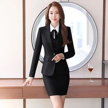 Princess Min - Jacket / Bow-Accent Blouse / Slim-Fit Pants / Pencil Skirt