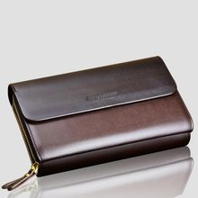 ROI - Faux-Leather Clutch