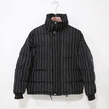 Mr. Cai - Striped Padded Jacket