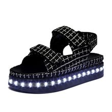 COUSO - LED-Sole Sandals