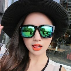 Pompabee - Square Sunglasses