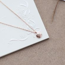 Love Generation - Letter Pendant Sterling Silver Necklace