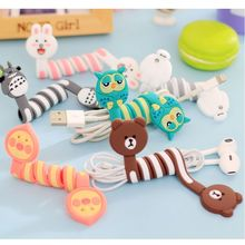 School Time - Owl Earphone Winder