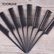 TOORUNE - Set of 8: Professional Fiber Comb