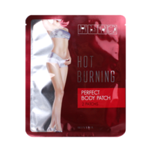 Missha - Hot Burning Perfect Body Patch 2pcs