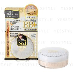 brilliant colors - Moist Labo BB+ Loose Powder SPF 25 PA++ (Transparent)