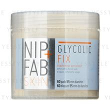 NIP + FAB - Glycolic Fix Exfoliating Facial Pads