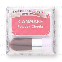 Canmake - Powder Cheeks SPF 25 PA++ (#PW37 Rose Red)