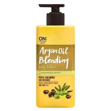 ON: THE BODY - Argan Oil Blending Body Lotion 400ml