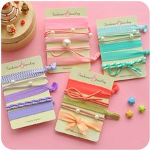 Momoi - Set of 5: Hair Tie