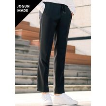 JOGUNSHOP - Drawstring-Waist Straight-Cut Pants
