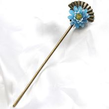 Paparazzi - Flower Hair Pin