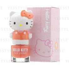 Sanrio - Race Hello Kitty Long Lasting Nail Polish (#02 Orange)