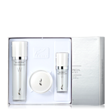 A.H.C - Whitening Special Gen Set : Solution 120ml + Serum 30ml + Cream 45ml