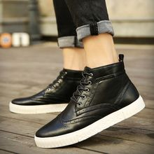 Chariot - Wing-Tip Lace-Up Shoes