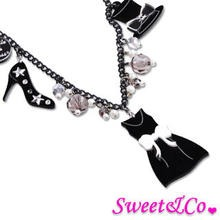 Sweet & Co. - LBD x Sweet&Co. Mono Charms Necklace